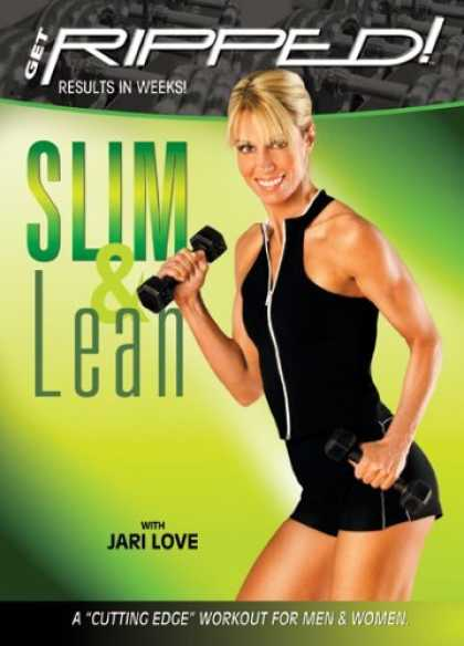 Bestselling Movies (2006) - Get Ripped! with Jari Love: Slim & Lean