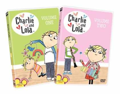 Bestselling Movies (2006) - Charlie and Lola, Vols. 1 and 2 by Kitty Taylor