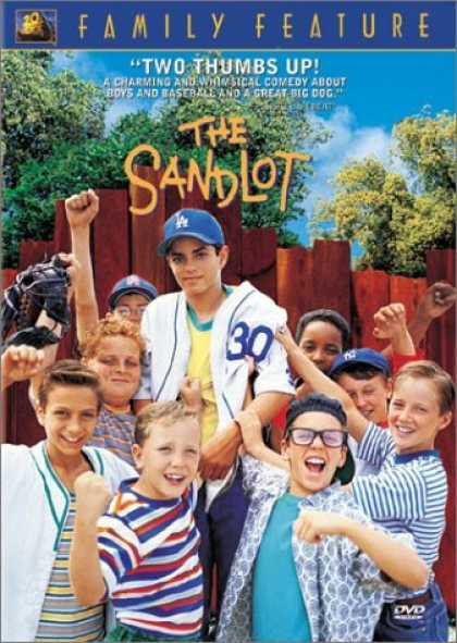 Bestselling Movies (2006) - The Sandlot