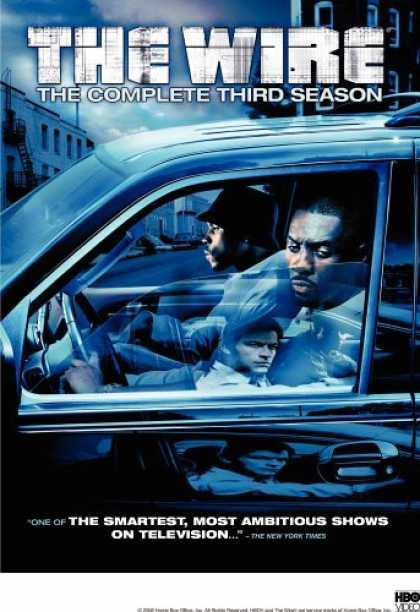 Bestselling Movies (2006) - The Wire - The Complete Third Season by Daniel Attias