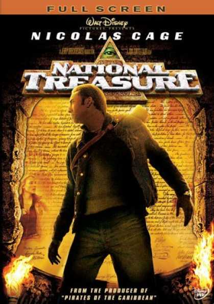 Bestselling Movies (2006) - National Treasure (Full Screen Edition) by Jon Turteltaub