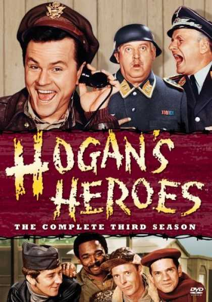 Bestselling Movies (2006) - Hogan's Heroes - The Complete Third Season by Marc Daniels