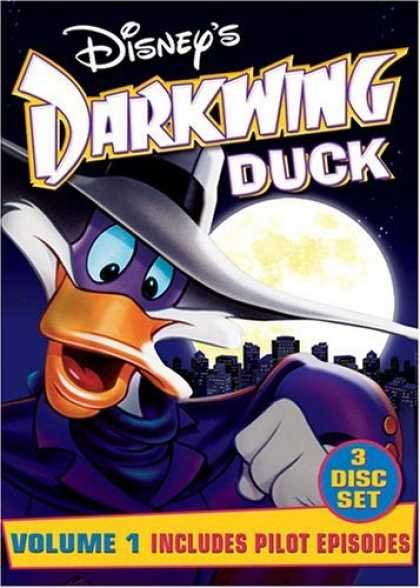 Bestselling Movies (2006) - Darkwing Duck, Volume 1