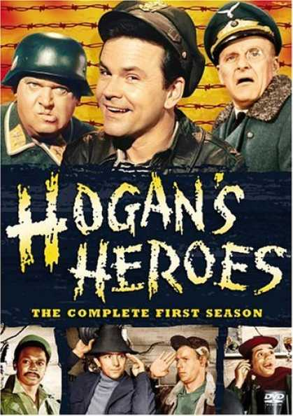 Bestselling Movies (2006) - Hogan's Heroes - The Complete First Season by Howard Morris