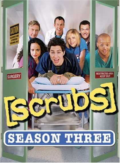 Bestselling Movies (2006) - Scrubs - The Complete Third Season by Paul Quinn