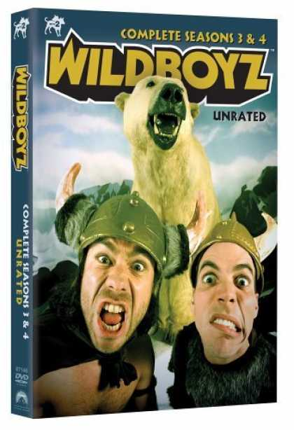 Bestselling Movies (2006) - Wildboyz - Complete Seasons 3 & 4 Urated by Jeff Tremaine