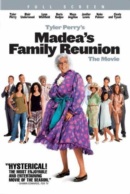 Bestselling Movies (2006) - Madea's Family Reunion (Full Screen Edition)