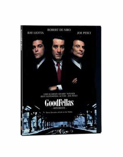 Bestselling Movies (2006) - Goodfellas by Martin Scorsese