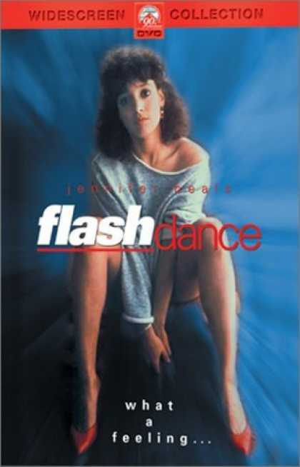 Bestselling Movies (2006) - Flashdance