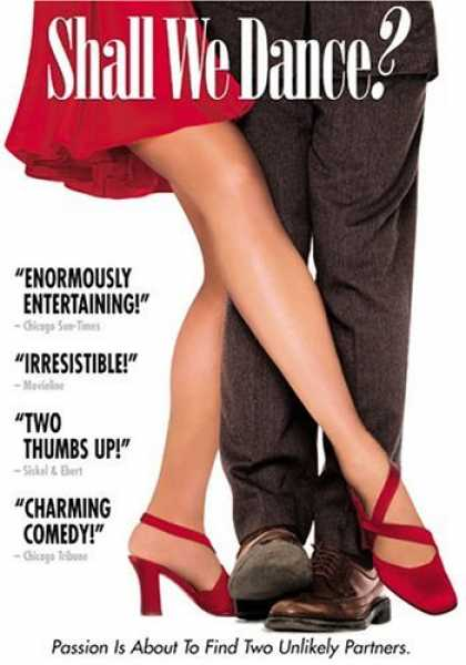 Bestselling Movies (2006) - Shall We Dance? by Masayuki Suo