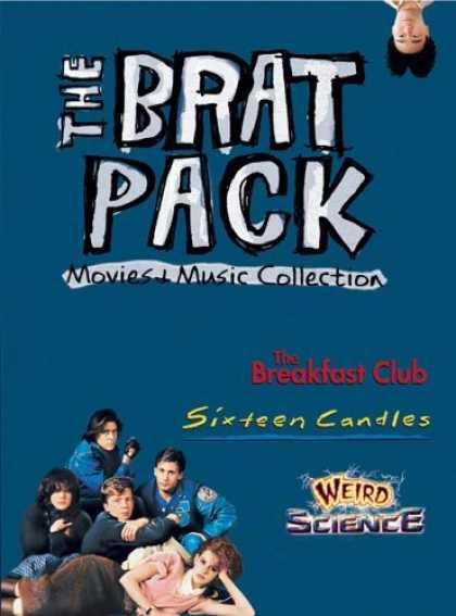 Bestselling Movies (2006) - Brat Pack Collection (The Breakfast Club/ Sixteen Candles/ Weird Science)