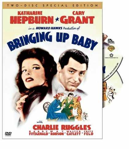 Bestselling Movies (2006) - Bringing Up Baby (Two-Disc Special Edition) by Howard Hawks