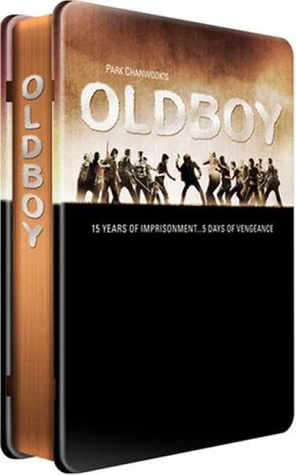Bestselling Movies (2006) - Oldboy (Three-Disc Ultimate Collector's Edition) by Chan-wook Park