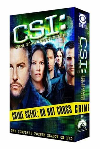 Bestselling Movies (2006) - C.S.I. Crime Scene Investigation - The Complete Fourth Season