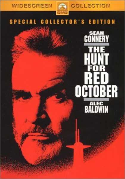 Bestselling Movies (2006) - The Hunt for Red October (Special Edition) by John McTiernan