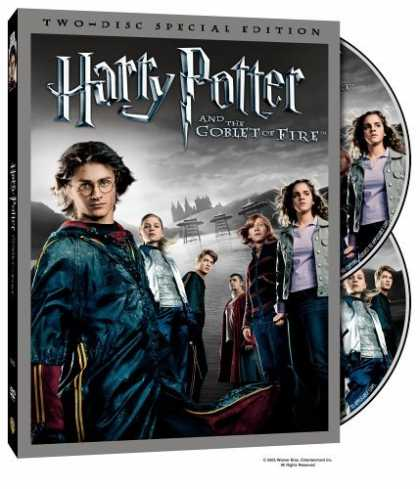 Bestselling Movies (2006) - Harry Potter and the Goblet of Fire (Two-Disc Special Edition) (Harry Potter 4)