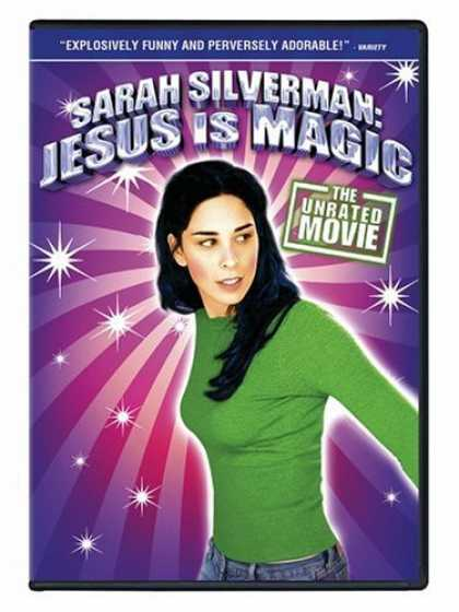 Bestselling Movies (2006) - Sarah Silverman - Jesus is Magic by Liam Lynch