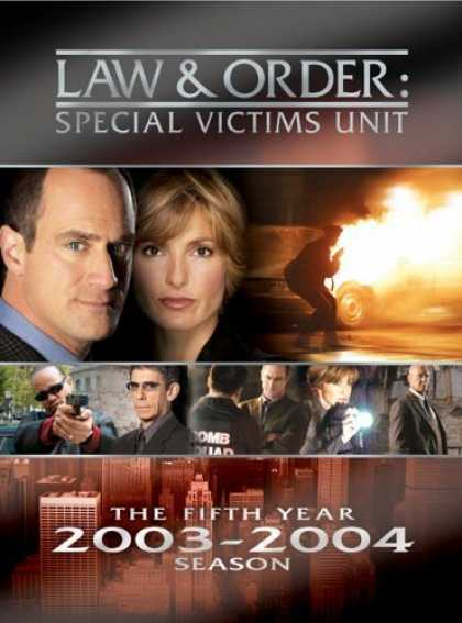 Bestselling Movies (2006) - Law & Order Special Victims Unit - The Fifth Year (2003-04 Season)