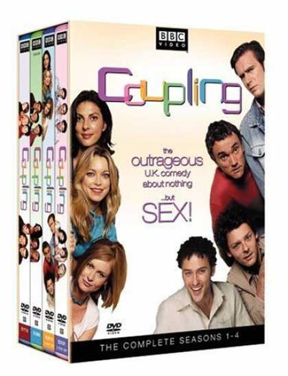 Bestselling Movies (2006) - Coupling - The Complete Seasons 1-4 by Martin Dennis