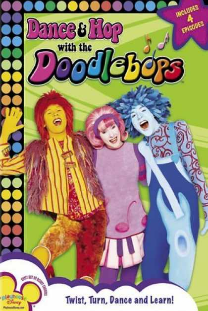 Bestselling Movies (2006) - Doodlebops: Dance and Hop With the Doodlebops by Jamie Waese