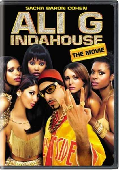Bestselling Movies (2006) - Ali G Indahouse - The Movie (Widescreen Edition) by Mark Mylod