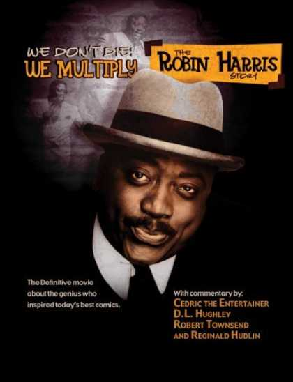 Bestselling Movies (2006) - The Robin Harris Story: We Don't Die, We Multiply