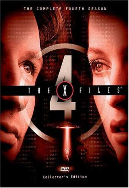 Bestselling Movies (2006) - The X-Files - The Complete Fourth Season (Slim Set) by Robert Mandel