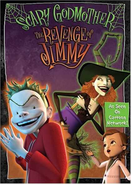 Bestselling Movies (2006) - The Scary Godmother, Vol. 2: The Revenge of Jimmy by Ezekiel Norton
