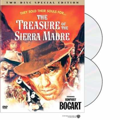Bestselling Movies (2006) - The Treasure of the Sierra Madre (Two-Disc Special Edition)