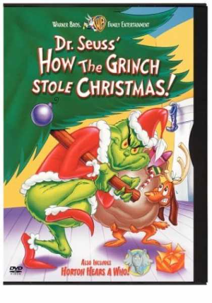 Bestselling Movies (2006) - Dr. Seuss - How the Grinch Stole Christmas/Horton Hears a Who by Ben Washam