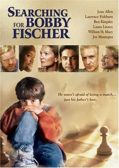 Bestselling Movies (2006) - Searching for Bobby Fischer by Steven Zaillian