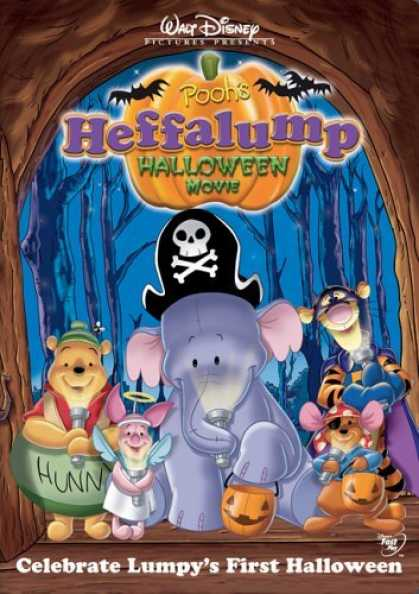 Bestselling Movies (2006) - Pooh's Heffalump Halloween Movie