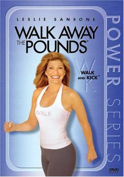 Bestselling Movies (2006) - Leslie Sansone Walk Away the Pounds - Walk and Kick