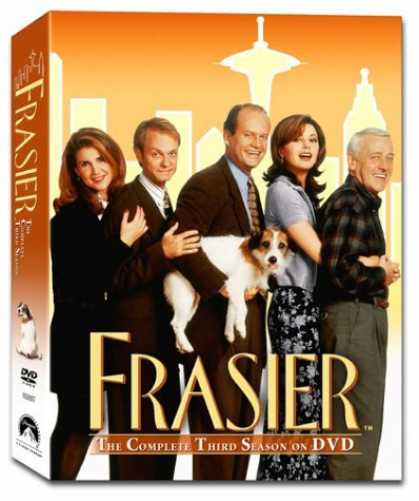 Bestselling Movies (2006) - Frasier - The Complete Third Season