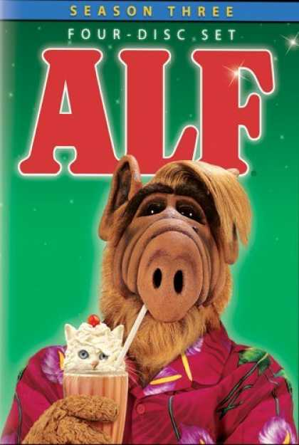 Bestselling Movies (2006) - ALF: Season Three by Peter Bonerz