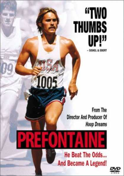 Bestselling Movies (2006) - Prefontaine by Steve James (II)