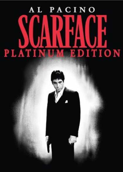 Bestselling Movies (2006) - Scarface (Platinum Edition) by Brian De Palma