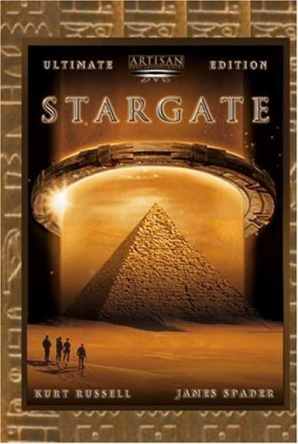 Bestselling Movies (2006) - Stargate (Ultimate Edition) by Roland Emmerich