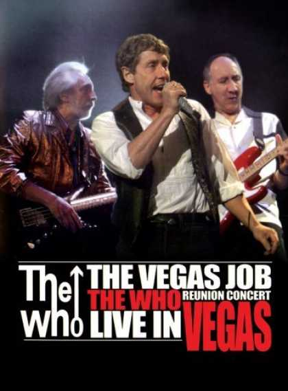 Bestselling Movies (2006) - The Who - The Vegas Job