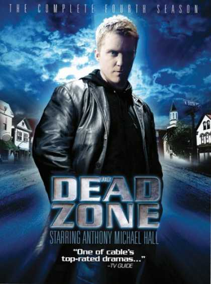 Bestselling Movies (2006) - Dead Zone - The Complete Fourth Season by Jefery Levy
