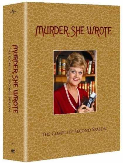 Bestselling Movies (2006) - Murder, She Wrote - The Complete Second Season