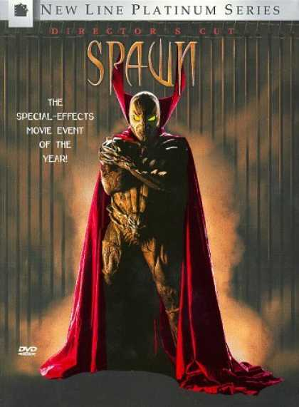 Bestselling Movies (2006) - Spawn (Director's Cut) (New Line Platinum Series) by Mark A.Z. Dippé