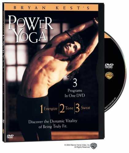Bestselling Movies (2006) - Bryan Kest Power Yoga Complete Collection