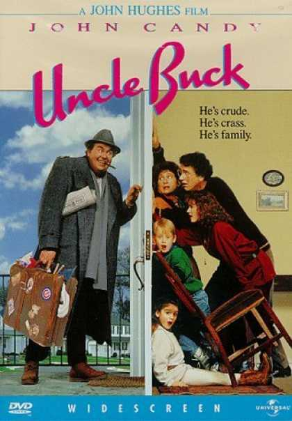 Bestselling Movies (2006) - Uncle Buck by John Hughes