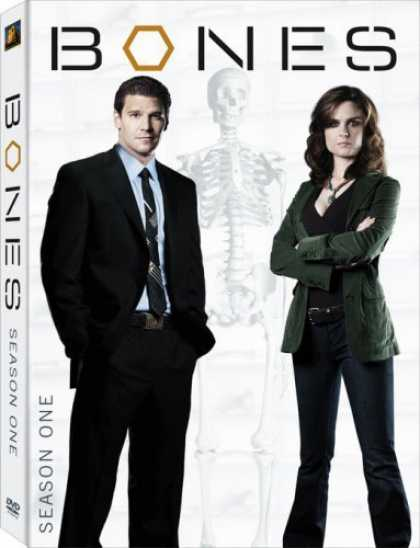 Bestselling Movies (2006) - Bones - The Complete 1st Season by Patrick R. Norris