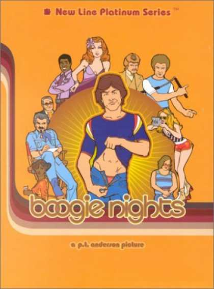 Bestselling Movies (2006) - Boogie Nights (New Line Platinum Series) by Paul Thomas Anderson