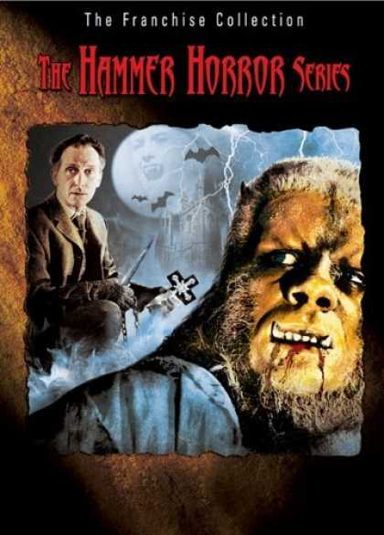 Bestselling Movies (2006) - Hammer Horror Series (Brides of Dracula / Curse of the Werewolf / Phantom of the
