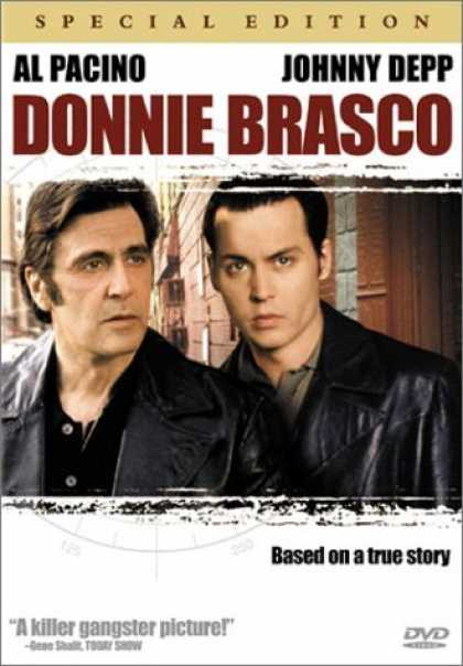 Bestselling Movies (2006) - Donnie Brasco (Special Edition) by Mike Newell