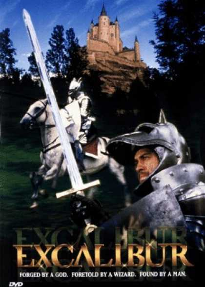 Bestselling Movies (2006) - Excalibur by John Boorman