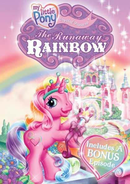 Bestselling Movies (2006) - My Little Pony - The Runaway Rainbow